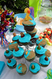 16 best party pool party cupcakes images on pinterest party