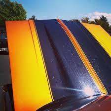 shimmer orange copper diy paint colors paint pearls