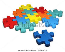 Cmyk Color Spectrum Puzzle Paint Fill Container Form Puzzle Cmyk Stock Illustration 114300553