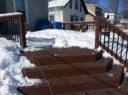behr deck over small change in my deck
