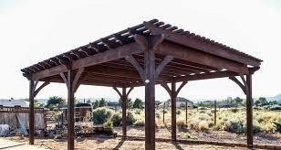 Big Lots Patio Gazebos by Gazebo U0026 Pavilion Kits Western Timber Frame