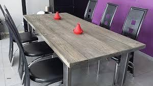 table de cuisine avec rallonge table salle a manger wenge avec rallonge table