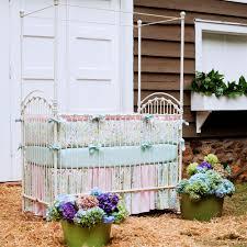 Hibiscus Crib Bedding Hibiscus Flower Cribdding Lotus Vintage Floral Sets Themed Set