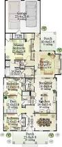 house plan 041 00078 narrow lot plan 1 800 square feet 3