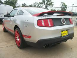 2012 laguna seca mustang for sale six figure stang 2012 mustang 302 laguna seca on ebay with