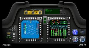 avionics display development software vaps xt presagis