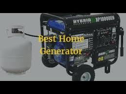 top 5 best home generator 2018