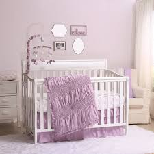Lilac Bedding Sets Lilac Kisses Crib Bedding Set