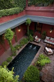 House Plans With Courtyard Pools Best 25 Courtyard Pool Ideas On Pinterest Courtyard House