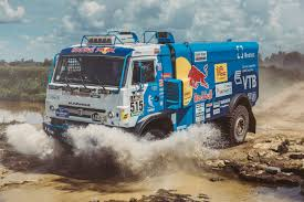 rally truck racing news