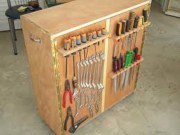 Tool Storage Cabinets The Smallest Workshop In The World 15 Steps With Pictures