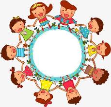 children holding celebrating children s day