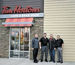new tim hortons opens