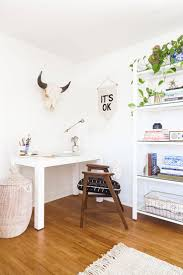 Glossy White Desk by 285 Best Workspace Organization Images On Pinterest Office
