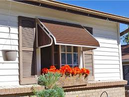 Outdoor Window Awnings And Canopies We Discover A New One Stop Source For 44 Different Styles Of