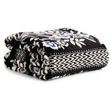 vera bradley home decor vera bradley throw blanket in snow lotus pillows u0026 blankets