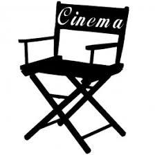 chaise de cin ma sticker chaise cinéma cinema