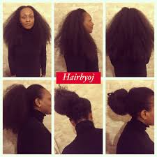 blonde marley crochet hair chest length crochet braids with marley hair and middle parting and