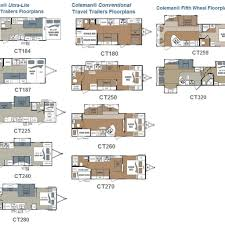 Keystone Trailers Floor Plans by Fleetwood Rv Travel Trailer Floor Plans Http Viajesairmar Com