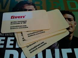 Recycle Paper Business Cards Fiverr Recycled Paper Business Card Micha Kaufman Flickr