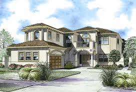 mediterranean manor with four versions 32154aa architectural