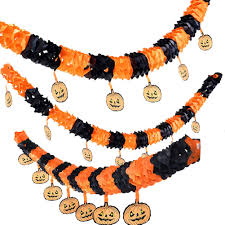 halloween garlands compare prices on lantern paper lights online shopping buy low