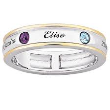 mothers day rings with names 9 best s ring ideas images on rings