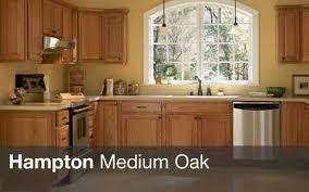 Medium Brown Kitchen Cabinets by Hampton Bay Cabinets U0026 Kitchen Cabinetry