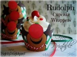 97 rudolph red nose reindeer images