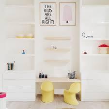 hauteur bureau enfant design interieur bureau 2 enfants adaptée hauteur idées