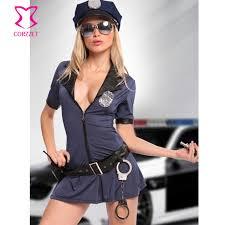 Womens Halloween Costume Cheap Police Officer Costume Women Aliexpress