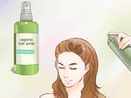 3 ways to style your hair for wikihow