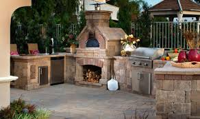 appliance outdoor kitchen with kegerator outdoor kitchen with