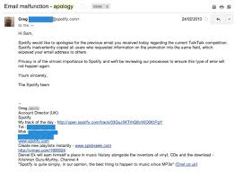 how to write an apology email