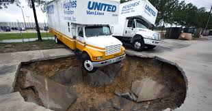 quotes about fall in florida sinkholes are common in fla but rarely cause death