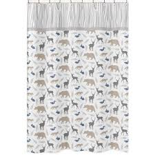 Animal Shower Curtains Animal Shower Curtain Hooks Wayfair