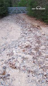 How Much Does A Cubic Yard Of Gravel Cost Build A Gravel Driveway Ask The Builderask The Builder