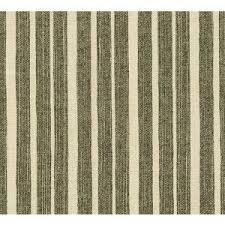 Upholstery York York Stripe Upholstery Fabric Sage Green Fermoie Printed Fabric