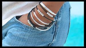 boho wrap how to make a boho leather bangle wrap bracelet step by