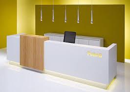 bureau d accueil les plus belles banques d accueil design bureaux reception
