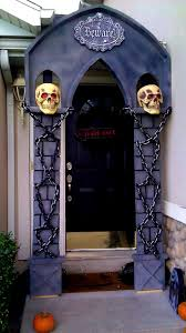 decoration adorable halloween door decoration ideas design