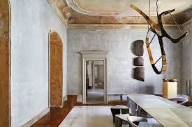 Is Interior Architecture The Same As Interior Design A Modern Meets Neo Classical Apartment In Milan The New York Times
