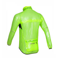 fluorescent waterproof cycling jacket original cycle2u 100 waterproof raincoat for cycling windproof jacket