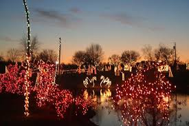 Saluda Shoals Lights South Carolina Christmas Christmas Celebrations In South