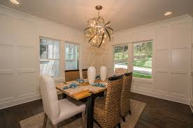 Dining Room Chandeliers Transitional Dining Room With Carpet By Robert Fitzgerald Zillow Digs Zillow
