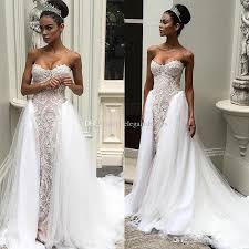 discount vintage 2017 overskirts wedding dresses sweetheart