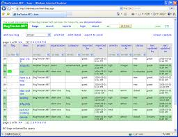 Excel Issue Tracking Template Issue Tracker Software Software Issue Tracker Advanced