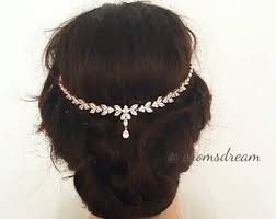 hair chains hair chain etsy
