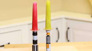 star wars lightsaber popsicles nerdy nummies youtube