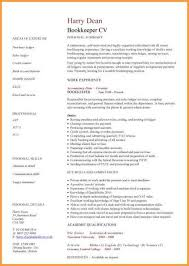 100 bookkeeper resume examples chef resume resume free
